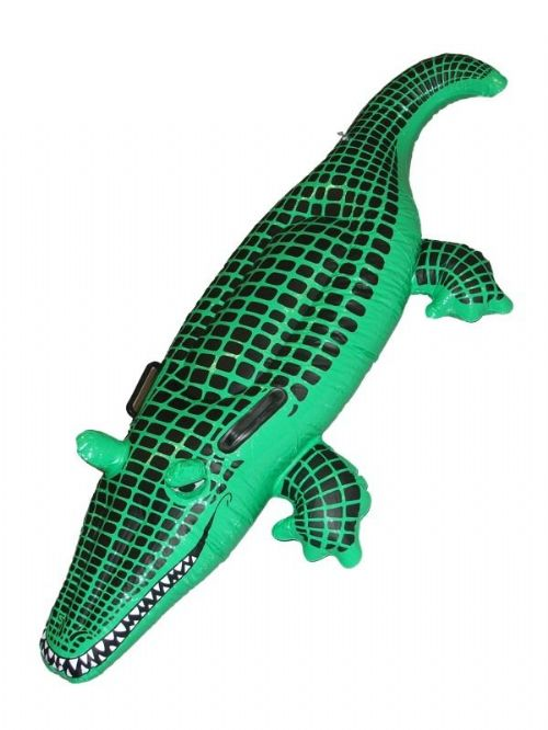 Inflateable Crocodile